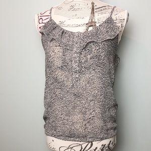 🎈 Cotton on animal print sleeveless top small